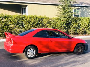 Honda Civic Coupe LX 2003 for Sale in Gibsonton, FL