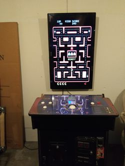 Arcade Game 60 + 1 for Sale in St. Helens,  OR