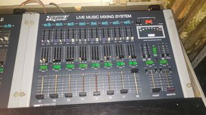 Vintage 16 track live mixer w anvil case good working shape for Sale in Seattle, WA