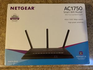 Netgear AC1750 Smart WiFi Router for Sale in Chicago, IL