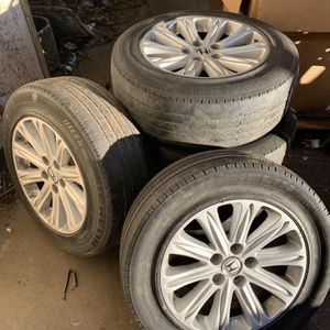 Honda Odyssey Alloy Rims ( 5 Rims ) for Sale in Charlotte, NC