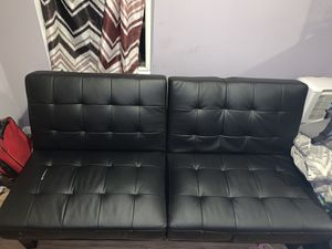 Futon couch for Sale in Newark, NJ