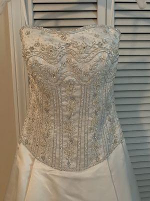 Ivory Wedding Dress for Sale in Lilburn, GA
