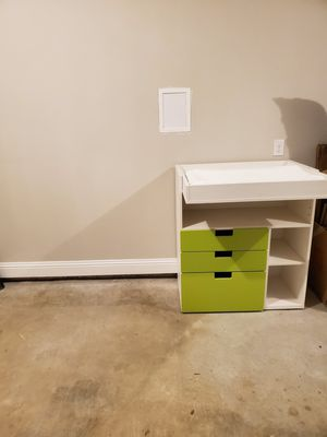 Changing table for Sale in Bedford, TX
