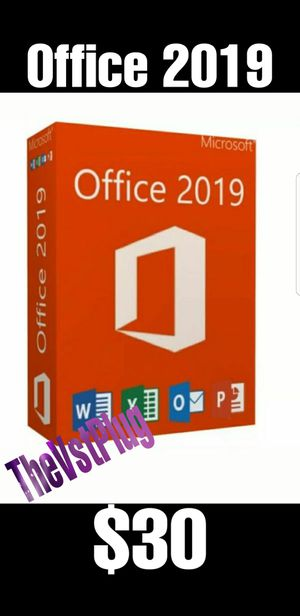 Microsoft Office 2019 Mac - Genuine - Instant Delivery for Sale in Los Angeles, CA