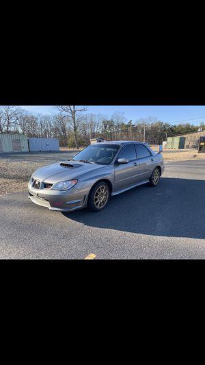 2006 Subaru Impreza Wrx Sti for Sale in Alpharetta, GA