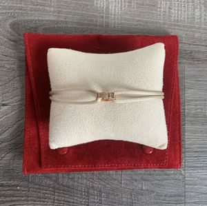 RARE Authentic Cartier 18k Rose Gold Charity Cord Bracelet. for Sale in South San Francisco, CA