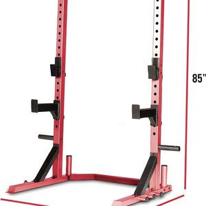 CAP Barbell FM-8000F Deluxe Power Rack for Sale in Lemont, IL
