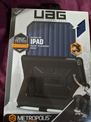 Urban Armor Gear case for iPad 5/6th gen and iPad Air for Sale in Rockville, MD