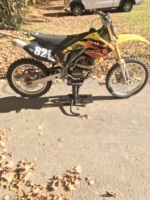 2005 rmz250 for Sale in Seymour, CT
