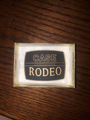 Case Rodeo Belt Buckle for Sale in Santa Nella, CA