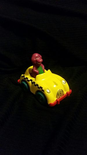1993 Barney & Car Toy for Sale in Zachary, LA