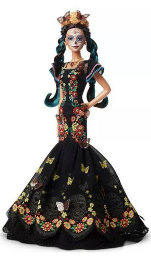 New 2019 Barbie Dia De Muertos Doll for Sale in Garden Grove, CA