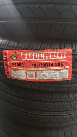 Fullrun 185/70r14 for Sale in Baldwin Park,  CA