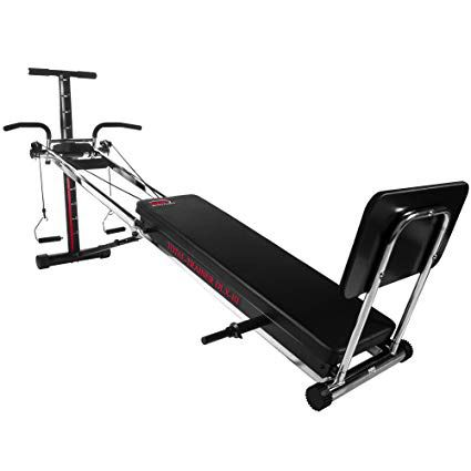Bayou Total Trainer DLX-III home gym