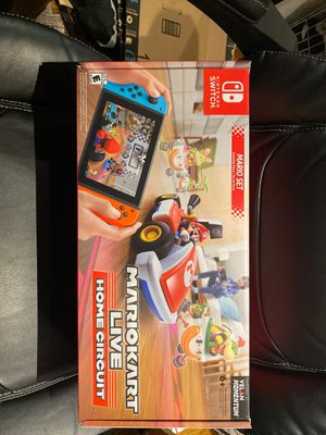 MARIOKART LIVE HOME CIRCUIT! Mario set! Get it while it's hot! for Sale in Los Angeles, CA