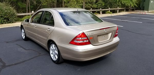 2002 Mercedes C240 82k miles