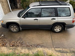 2001 Subaru Forester (read ad) for Sale in Pittsburgh, PA