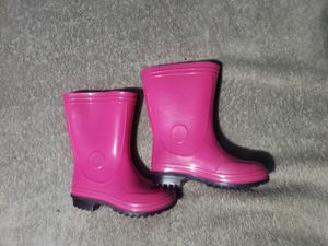Rain boots toddler size 8 for Sale in Bell Gardens, CA