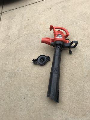 Black and decker leaf blower mulcher for Sale in Fredericksburg, VA