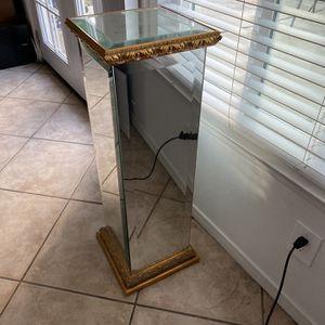 Glass Pillar For Home Decor for Sale in Rialto, CA