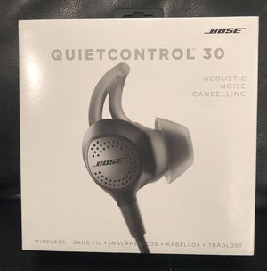 Bose QuietControl 30 Wireless Headphones for Sale in Costa Mesa, CA