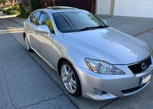 For sale.2 0 0 6 2006 Lexus IS250  Needs.Nothing FWDWheels One Owner for Sale in Fort Collins, CO