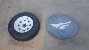 Good Year Marathon ST205/75/R14 **Spare for Trailers** for Sale in Chesapeake, VA