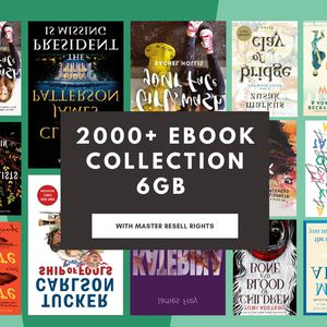 2000+ eBook Collection for Sale in Minneapolis, MN