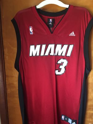 Wade jersey Classic Miami heat great condition for Sale for sale  Jersey City, NJ