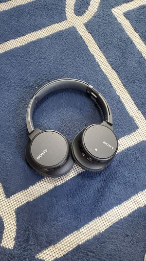 Sony WH-CH700N (Noise Cancelling Bluetooth Headphones) for Sale in Marietta, GA