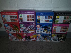 Old school arcade games brand new in a box for Sale in Phoenix, AZ