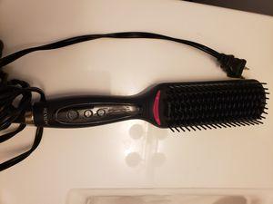Revlon straightening brush for Sale in Elida, OH