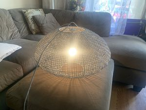 Oval lamp for Sale in Bolingbrook, IL