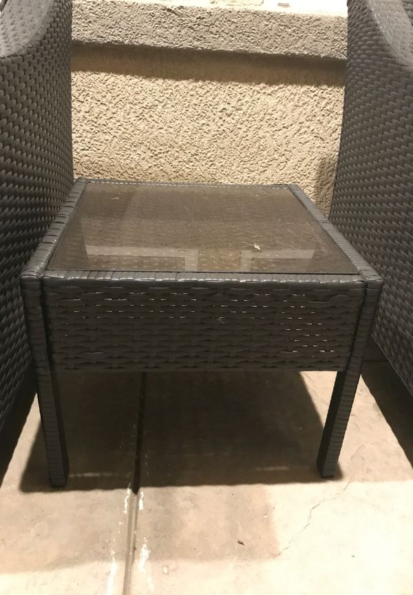 Free patio accessories