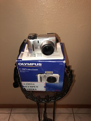 Olympus digital camera C-740 ultra zoom $22 Harlingen for Sale in Harlingen, TX