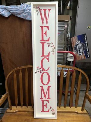 Welcome sign for Sale in Prospect, CT