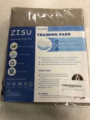 2 Pack Puppy Pad, Puppy Training Pads. for Sale in Silver Spring, MD
