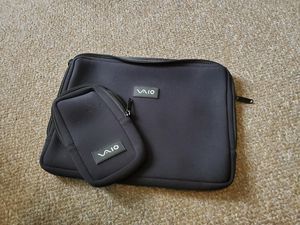 Sony VAIO sleeve and battery case holder for Sale in Seattle, WA