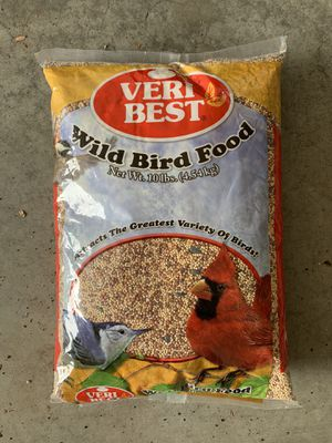 Wild bird food for Sale in Westfield, NJ