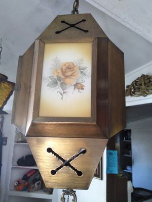 Vintage lamp for Sale in GLMN HOT SPGS, CA