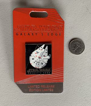 Disney Millennium Falcon pin for Sale in Azusa, CA