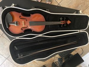 Violin, and sheet music stand for Sale in Las Vegas, NV