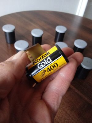 Kodak 400 Gold 35mm Film- New/Expired for Sale in Chino, CA
