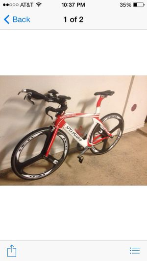 Specialized transition pro tri bike for Sale in Houston, TX