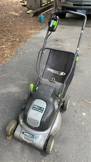 Free Cordless mower for Sale in Milwaukie, OR