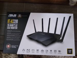 Like new Asus gaming router for Sale in Sugar Land, TX