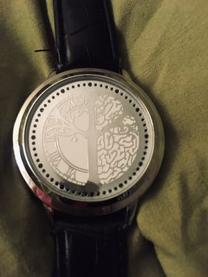 Brand New Never Worn, Tree Of Life Funky Watch . for Sale in Clarence, IA