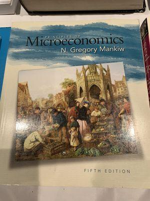 Microeconomics 5th edition for Sale in Irvine, CA
