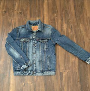 Levis Jean jacket for Sale in Shenandoah, TX